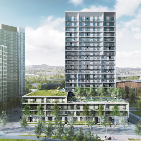 3 New Pacific Northwest Buildings On The Rise