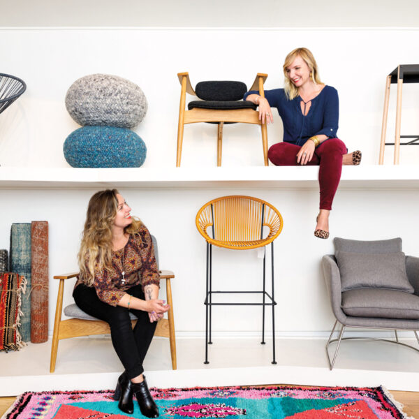 Behind The Seating Sanctuary By Portland Design Mavens
