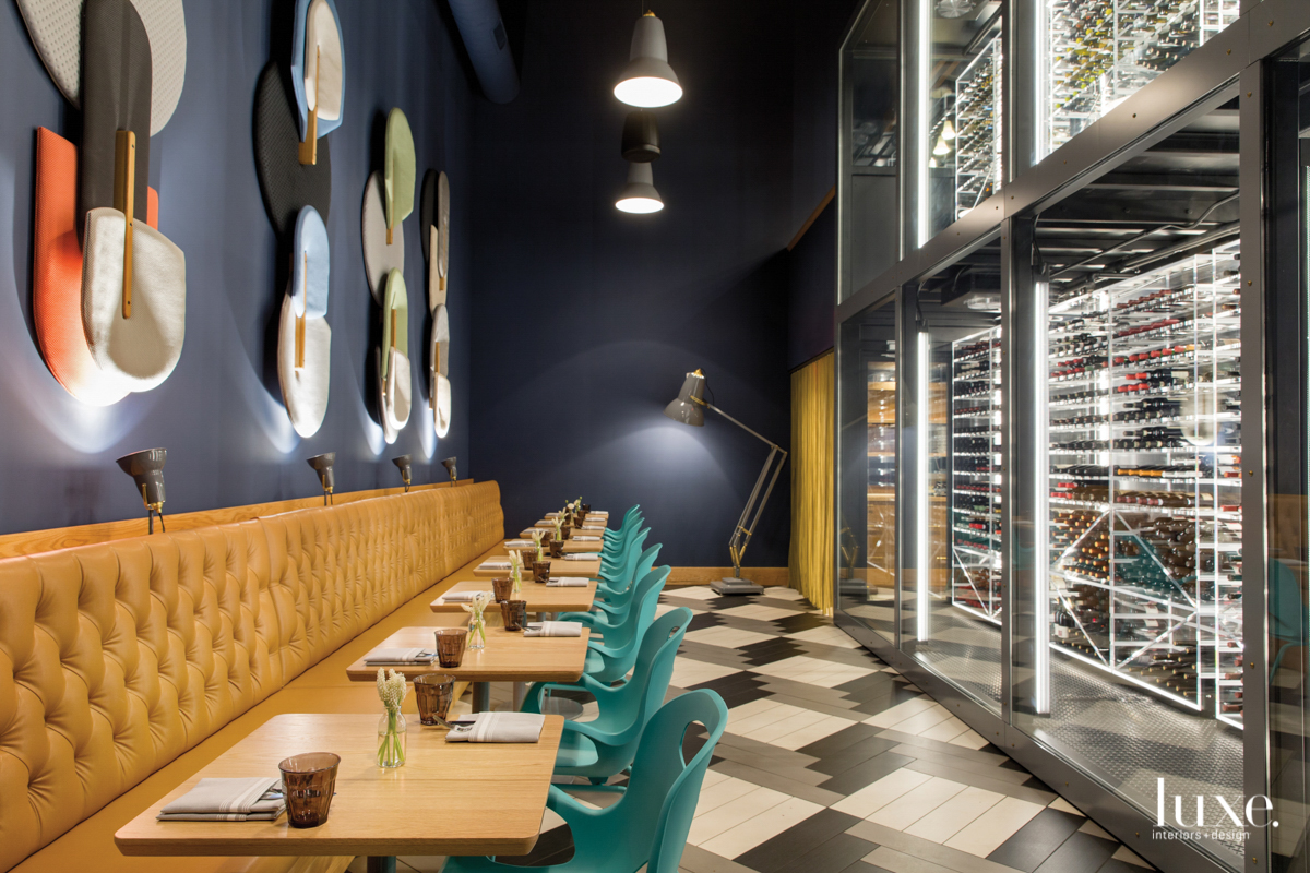 Step Inside This Designcentric Portland Wine Spot