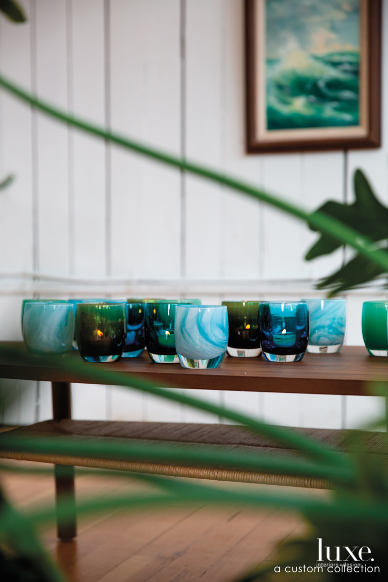 A Seattle Designer Creates Glassware For A Good Cause