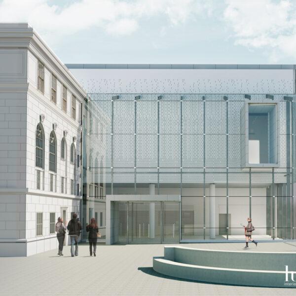 The Details On Asheville Art Museum's Modern Revamp