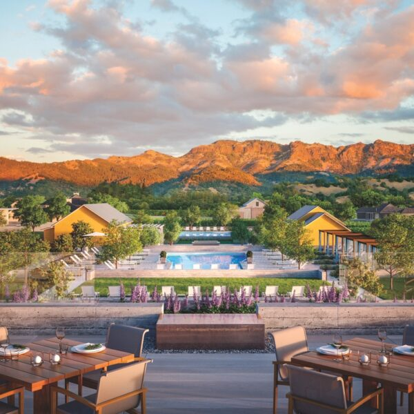 What To Expect At The Four Seasons In Napa Valley