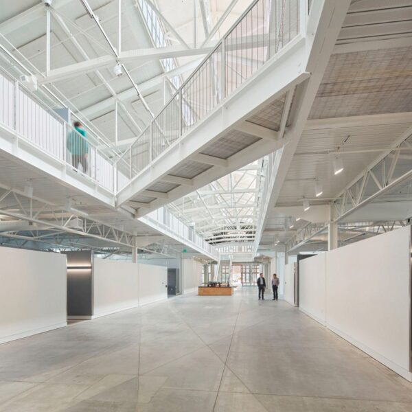 The San Francisco Art Institute Comes To Fort Mason