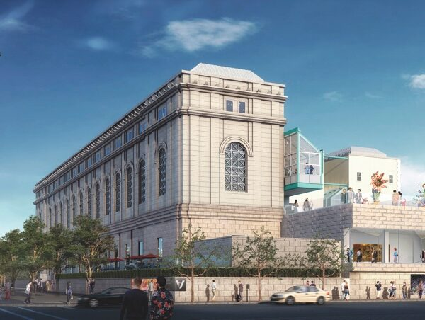 The San Fran Asian Art Museum's New Look