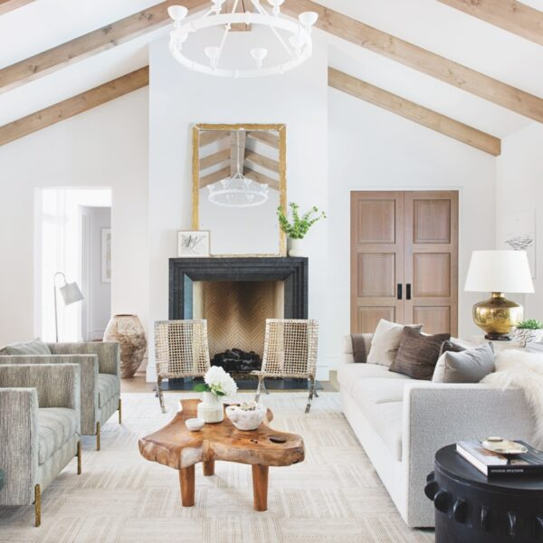 Tour A Cottage-Style Home Filled With Eclectic Pieces