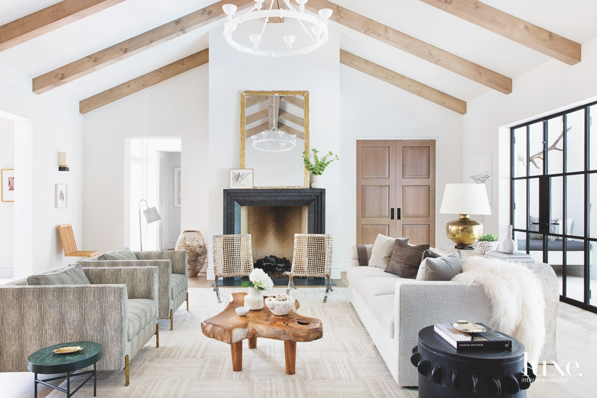 Tour A Cottage-Style Home Filled...