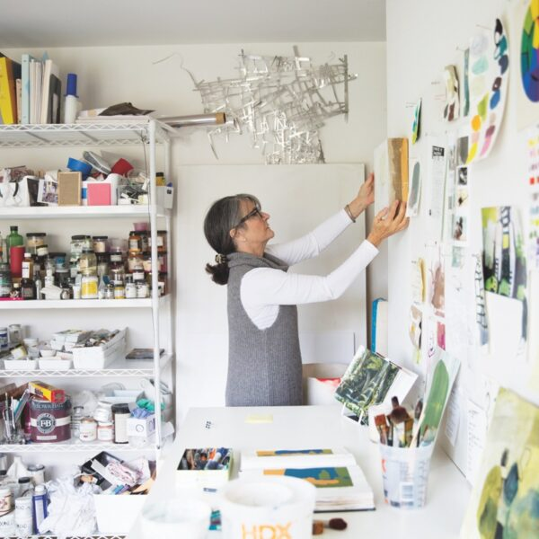 For Arienne Lepretre, Home Is As Close As A Canvas