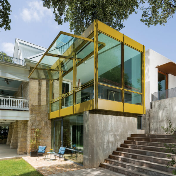 What To Expect At This Year's AIA Austin Homes Tour