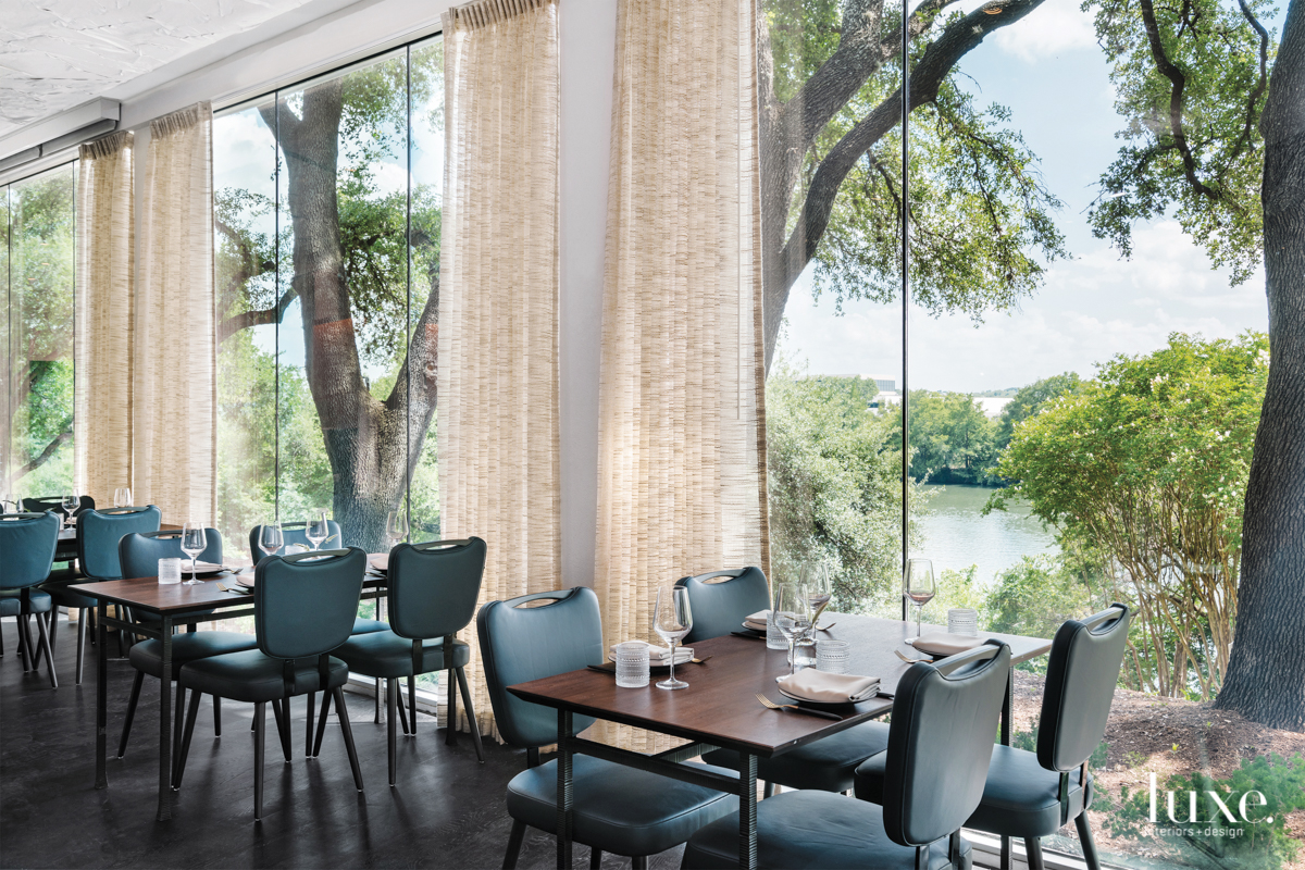 Dine Among Posh Design At These Texas Hotel Restaurants