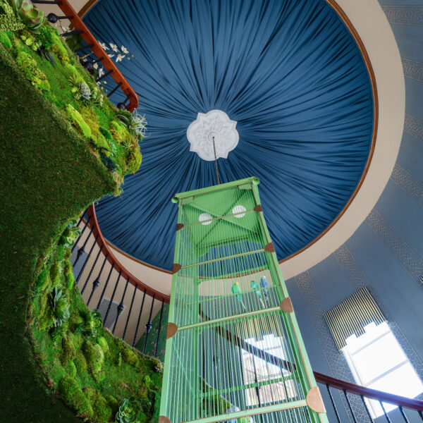 6 Surprising Facts About The Stairway At This Show House