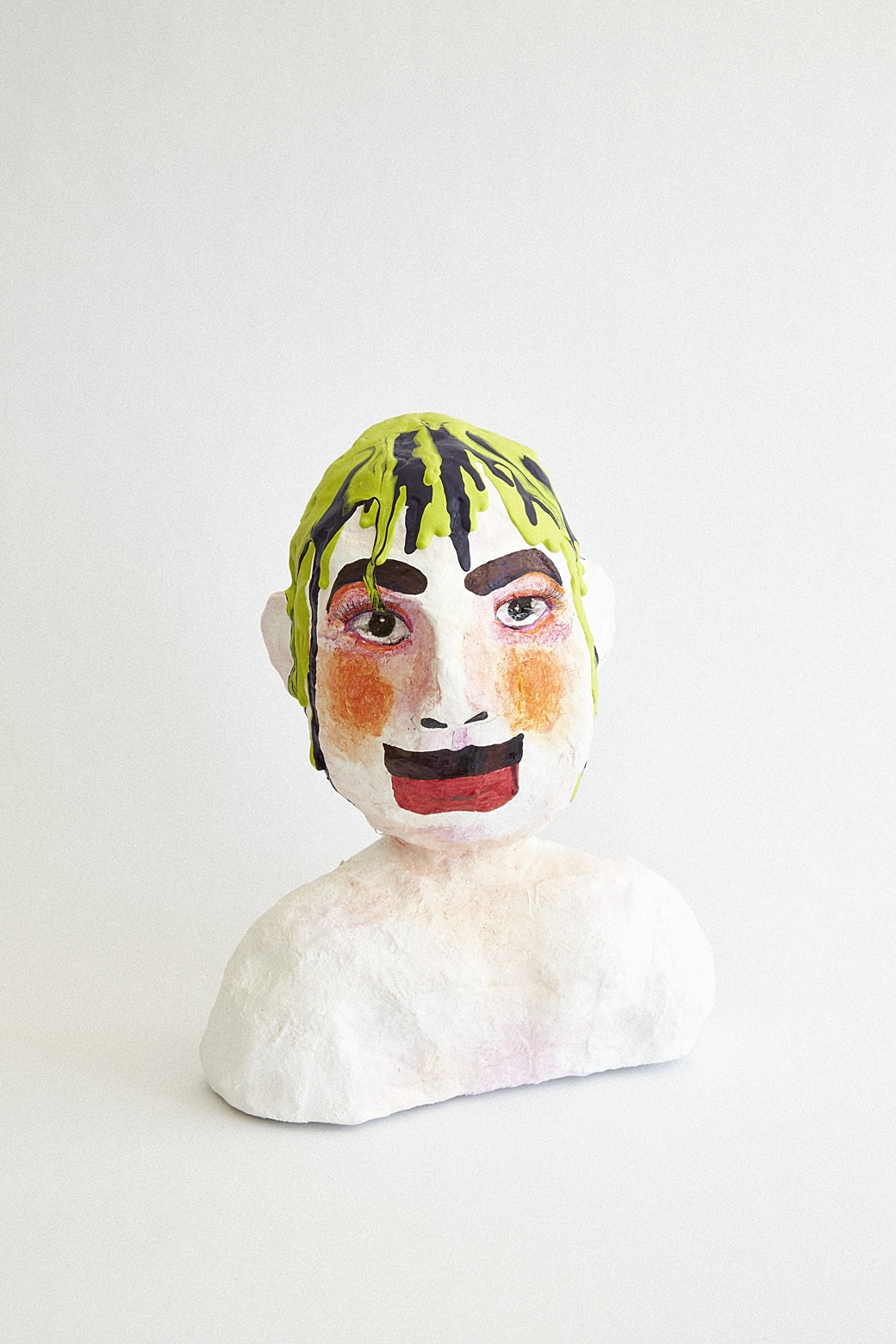 Leigh Bowery portrait