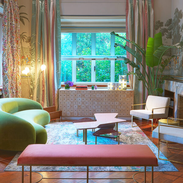 How Design Came To Life At A Historic Villa During Salone