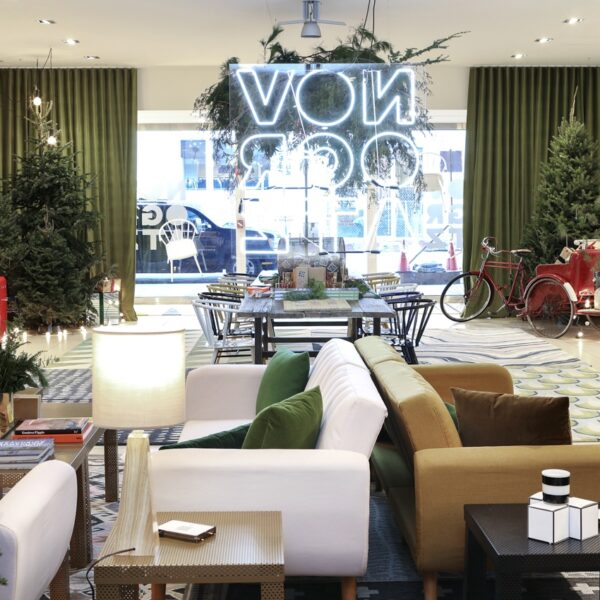 Novogratz Duo Is Home For Holidays With NYC Shop
