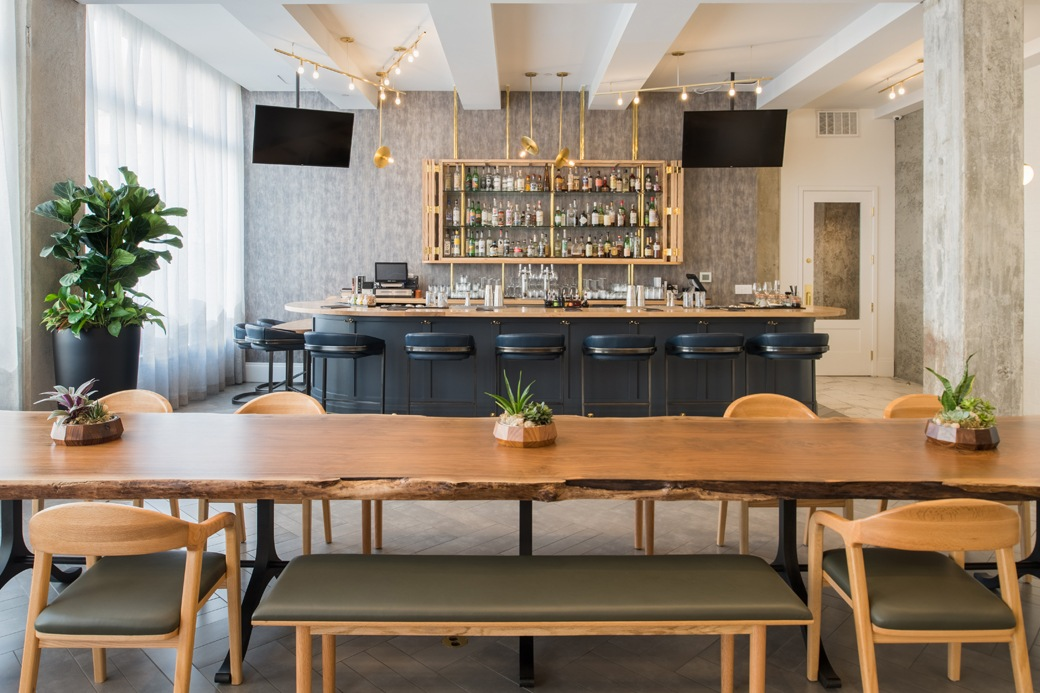 Peek Inside Portland S Raw And Refined Hi Lo Hotel Luxe Interiors Design