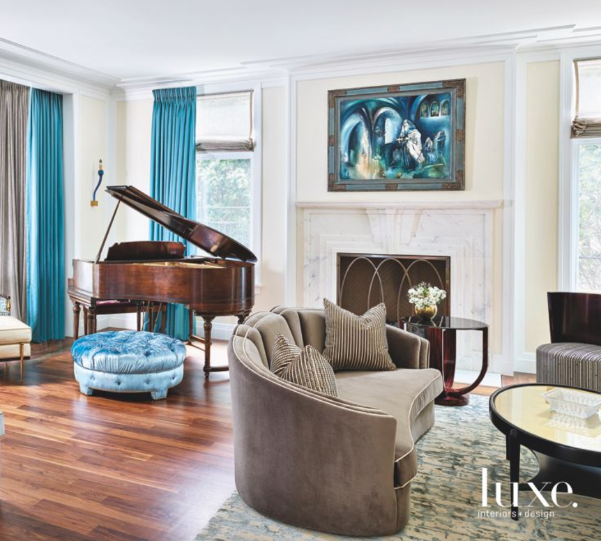 17 Piano Rooms With High Note Designs Luxe Interiors Design
