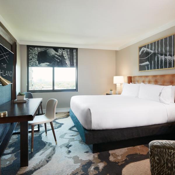 A Renovated Dallas Hotel Delivers Major Cowboy Style