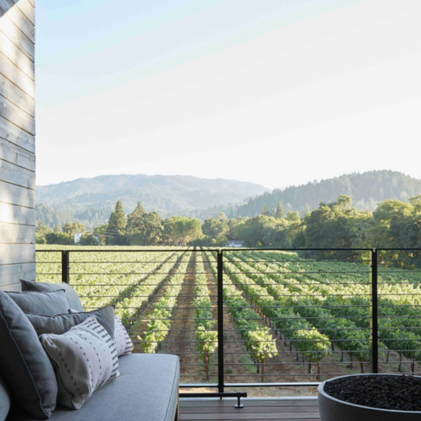 Step Inside Napa's First Luxury Resort In 7 Years