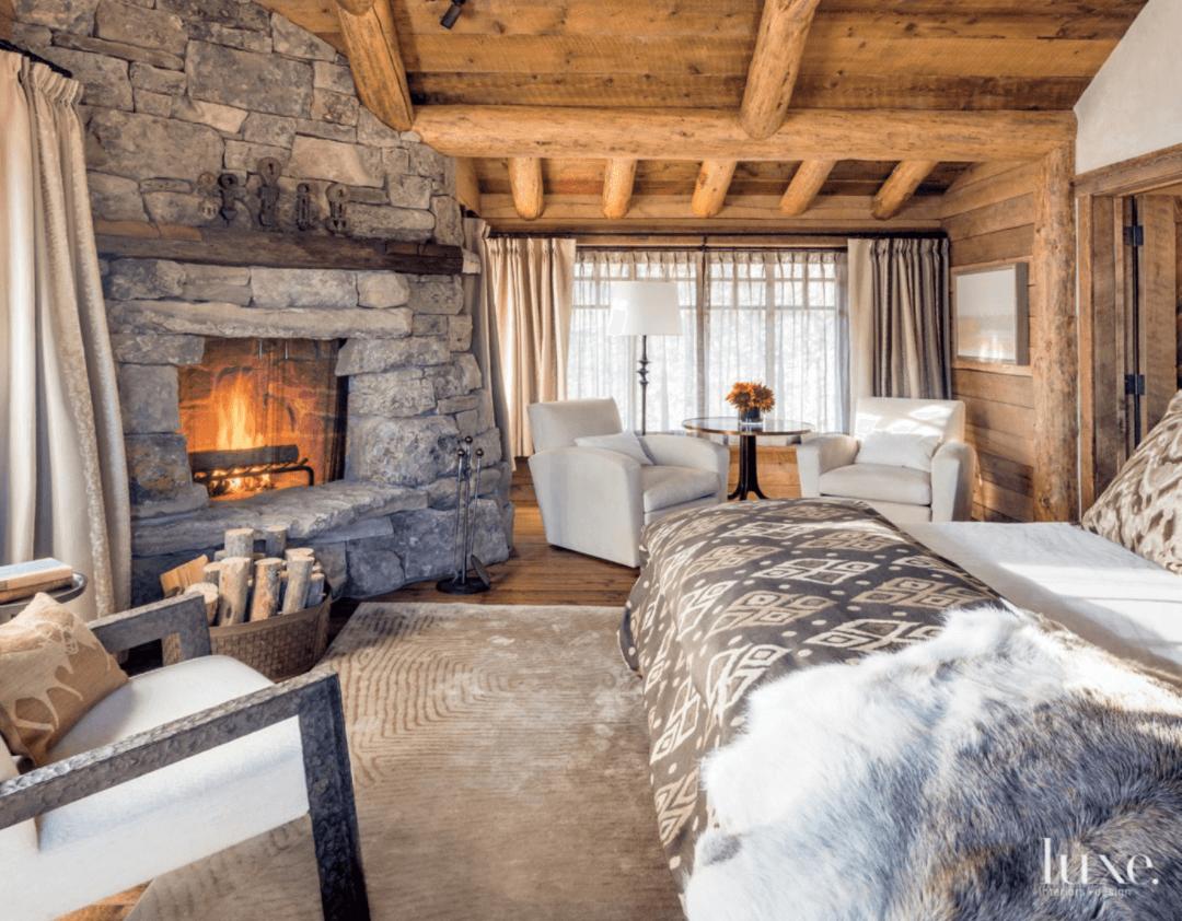 Ski Lodge Trend