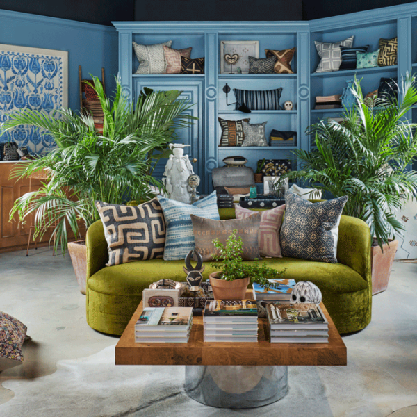 Worldly Boho Vibes Head To Palm Beach With St. Frank