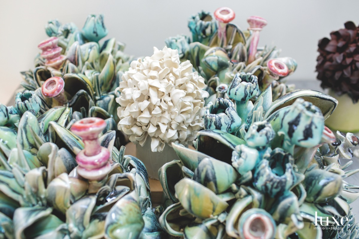 Susan Beiner's Ceramics Touch On The Surreal
