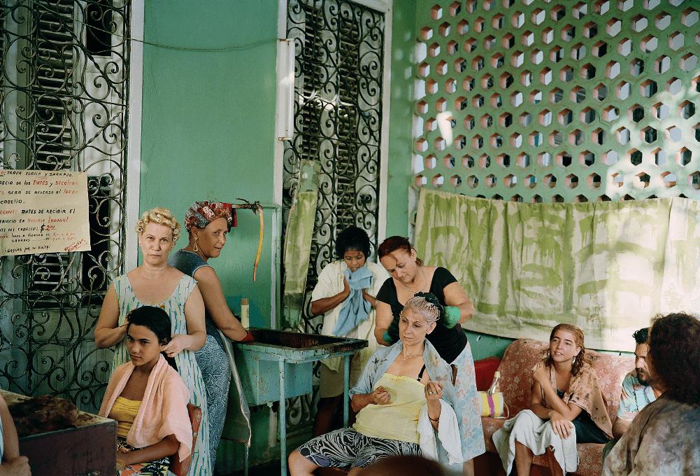 Tria Giovan The Cuba Archive