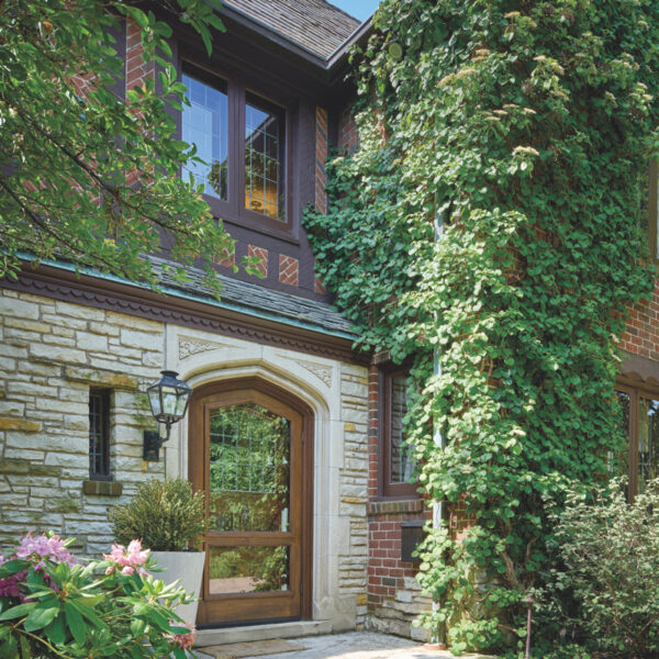 A Chicago Tudor Renovation Is All About Revival