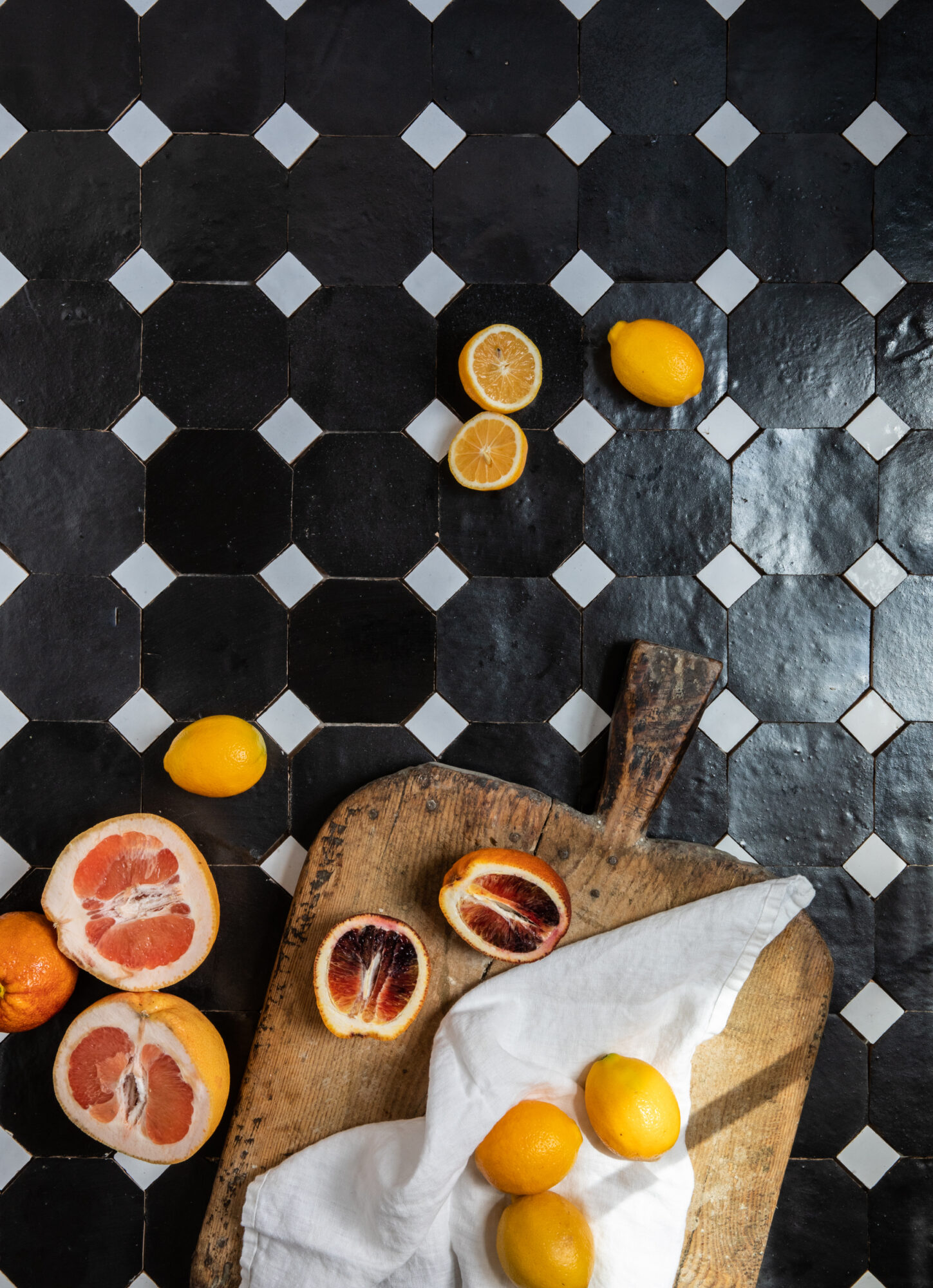A New Tile Collection Reinvents Old World Patterns