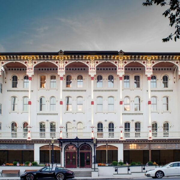 A Historic Upstate New York Hotel Finds New Life