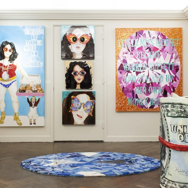 Why This Pop Artist's Bergdorf Exhibit Is A Huge Deal