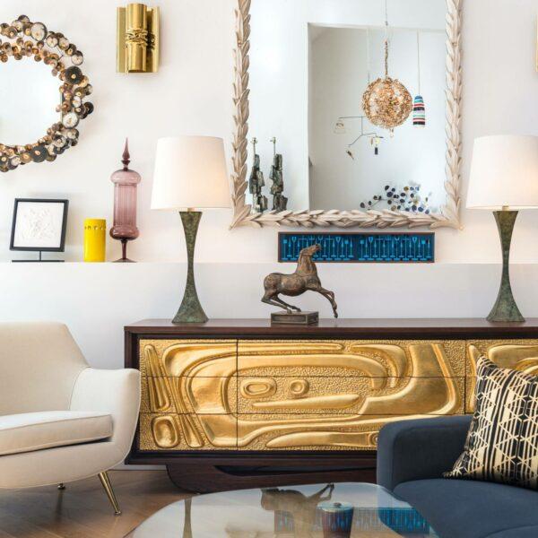 Samuel Genthner Talks Shop About Black & Gold