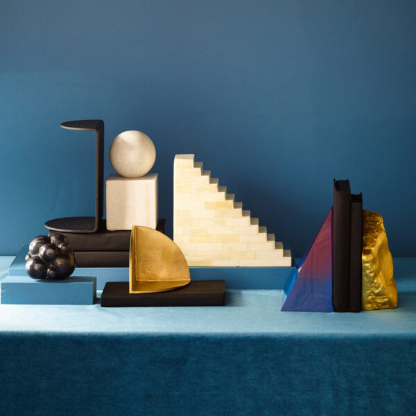 6 Bookends That Are As Chic As They Are Functional