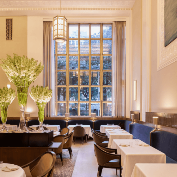 How Eleven Madison Park's New Look Came Together