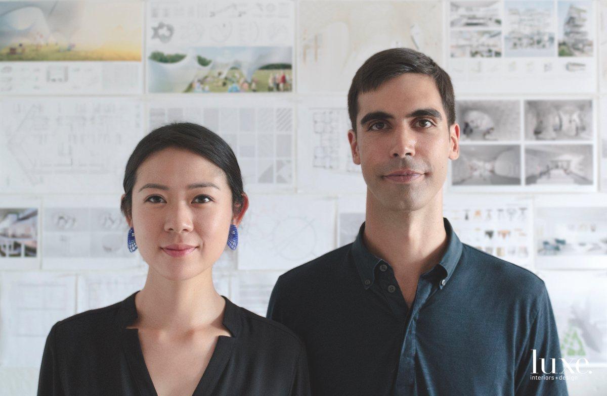 Datebook: Nancy Hou & Josh De Sousa