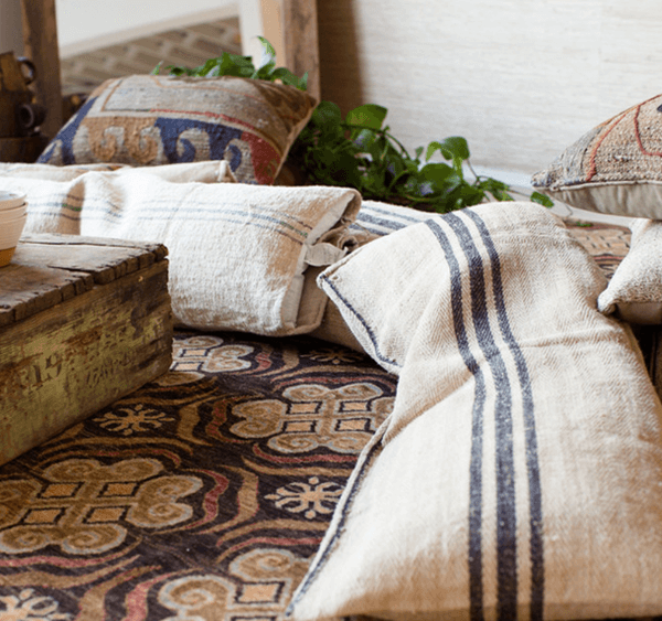 They Fled Afghanistan And Started A Carpet Enterprise