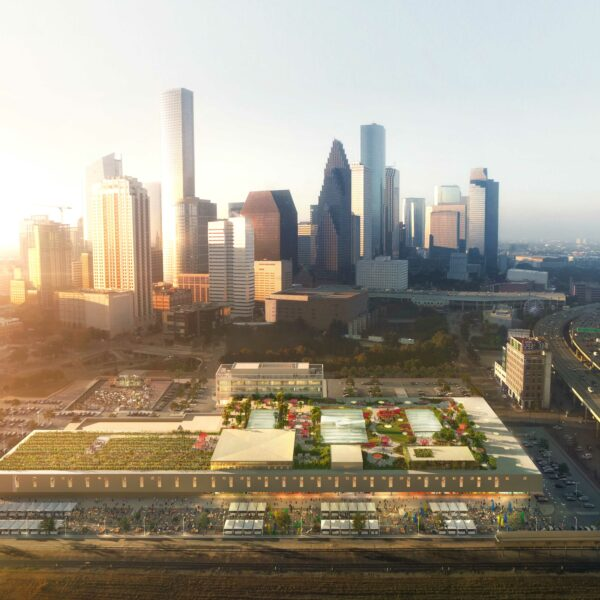 This Houston Rooftop Park Will Be Among World's Biggest