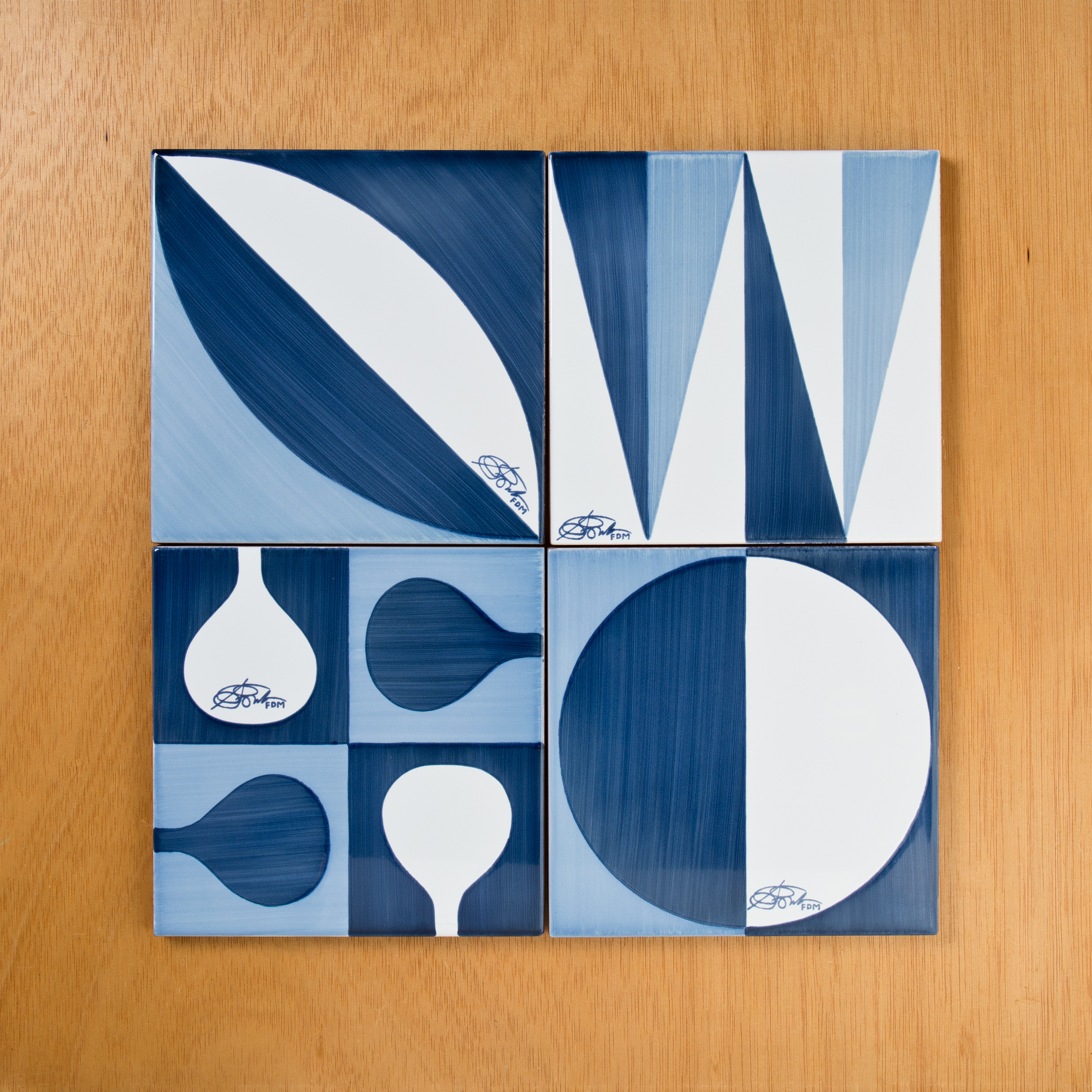 Gio Ponti Ceramic Tiles