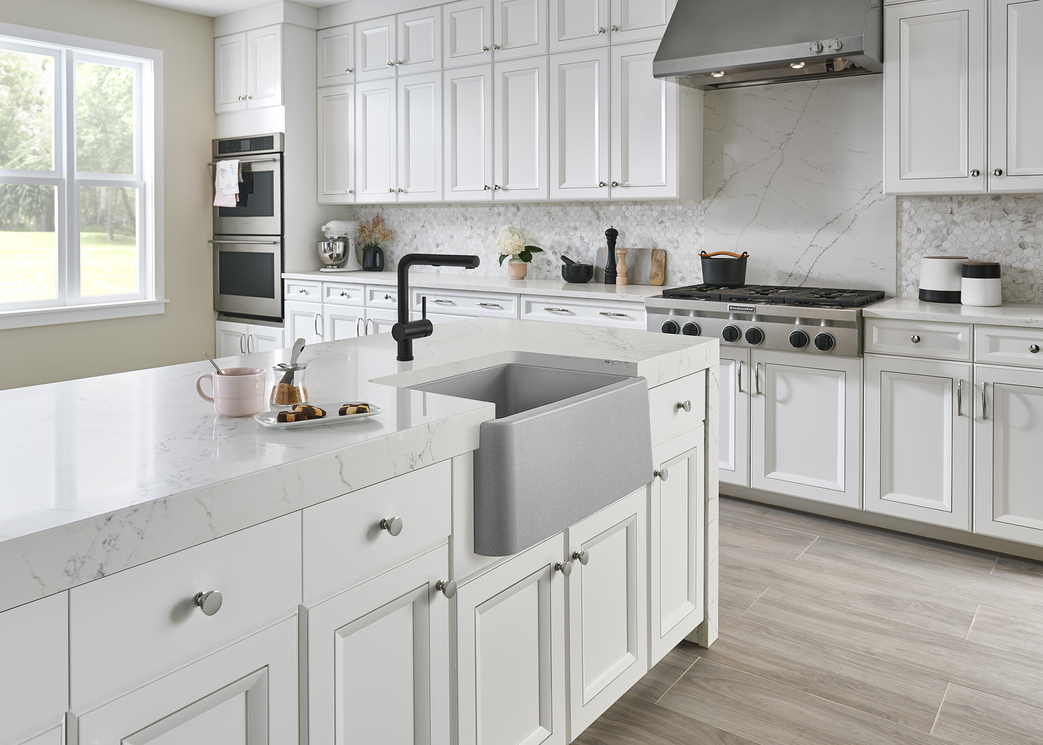 Blanco Unveils Perfect Farmhouse Sink For City Living Luxe Interiors Design