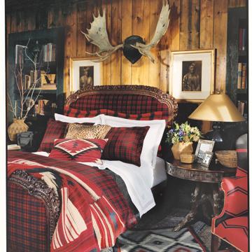 Regally Rustic Cabin Fever