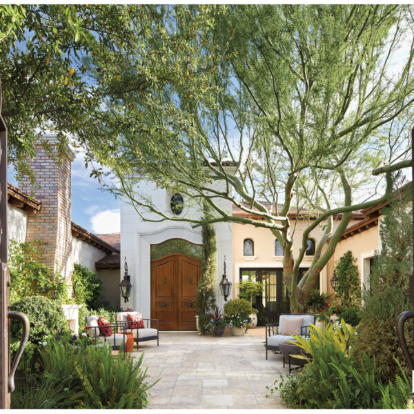 A Design Team Marries Elegance, Livability In Arizona