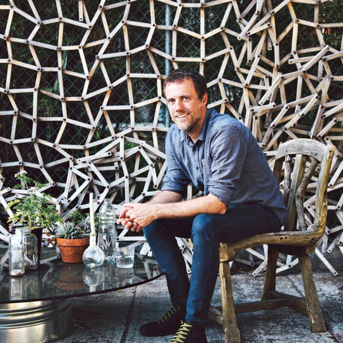 Matt Gagnon Blurs The Lines Among Architecture, Art And Design