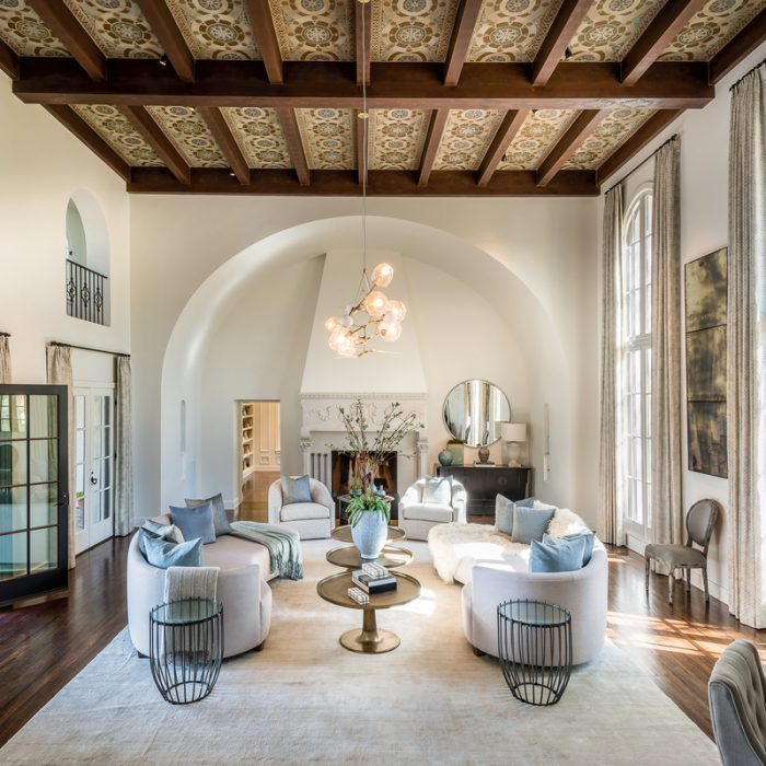 5 Sprawling Estates With Noteworthy Grounds & Interiors