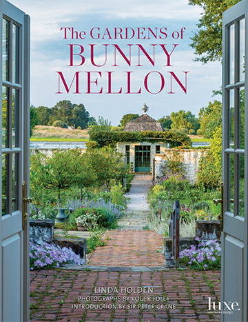 8 Items That Nod To Bunny Mellon's Love Of Gardening