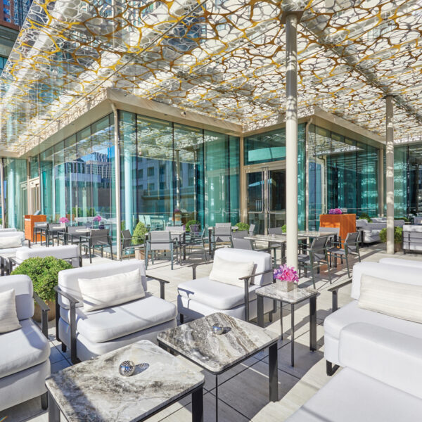 3 Chicago Rooftop Bars Serve A Feast For The Senses