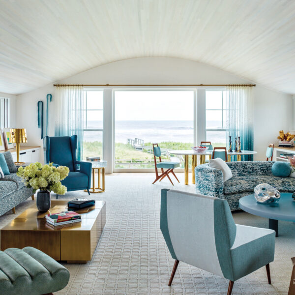 A Whimsical Hamptons Retreat Celebrates Summer
