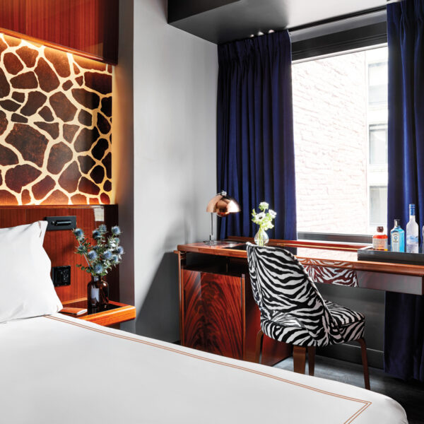Hotel Hendricks Offers A Modern Sanctuary In NYC