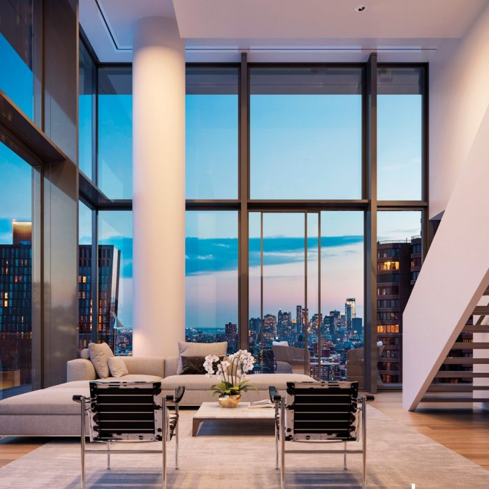 These 4 New York Condos Offer Luxury Inside And Out
