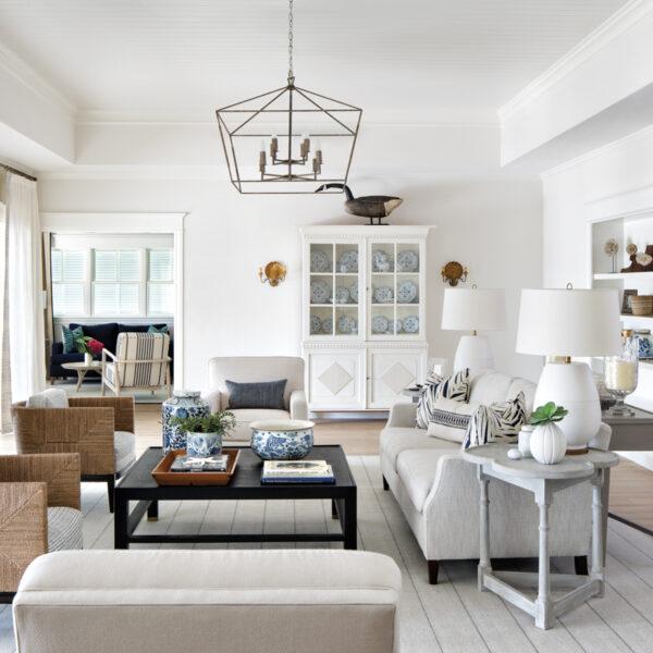 Classic Coastal Interiors Drive A Florida Home's Revamp