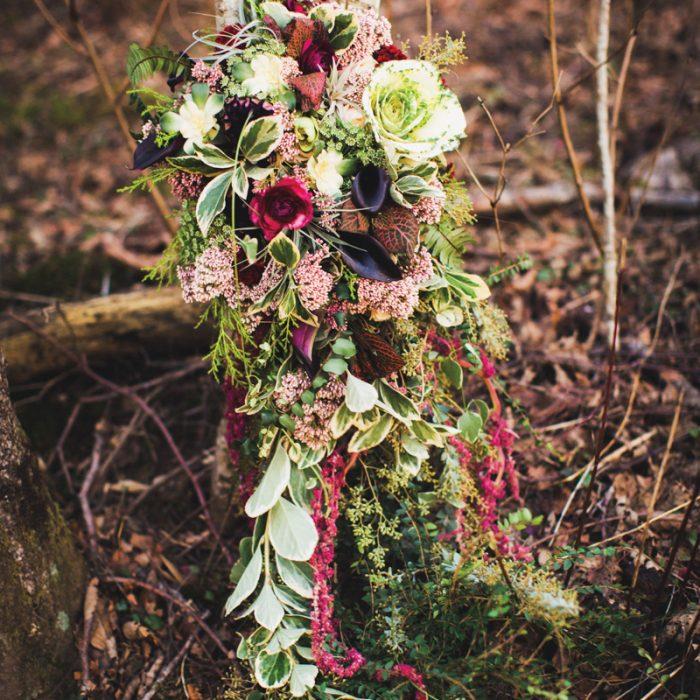 On The Go Florist Offers Eclectic Artistic Arrangements
