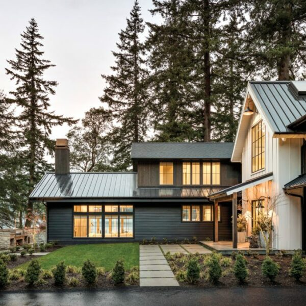 California-Cool Style Infuses A Bainbridge Island Home
