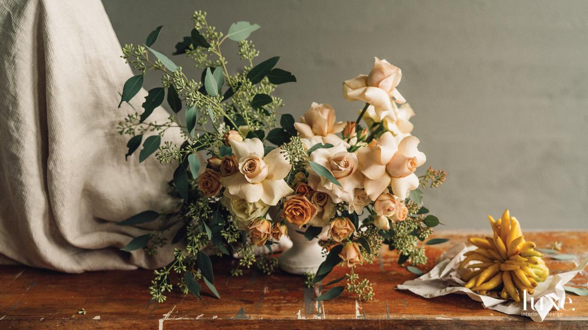 glasswing glasshouse bouquet